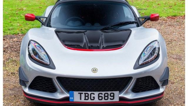 2017 Lotus Exige Sport 380