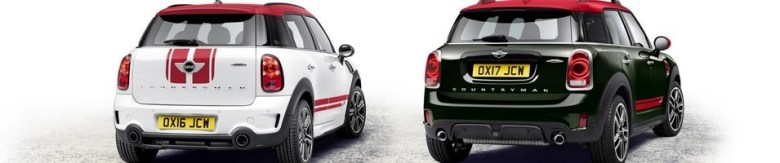 Banniere Mini Jcw Countryman