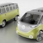 Banniere Volkswagen ID Buzz Concept