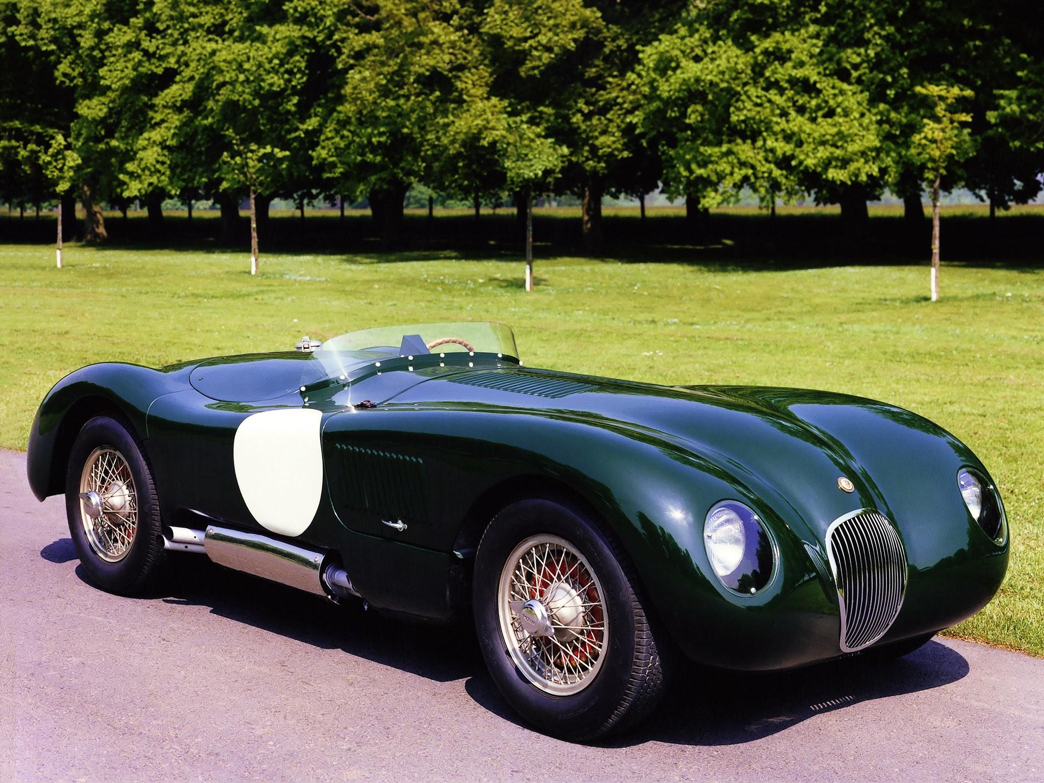 1951 Jaguar C-Type