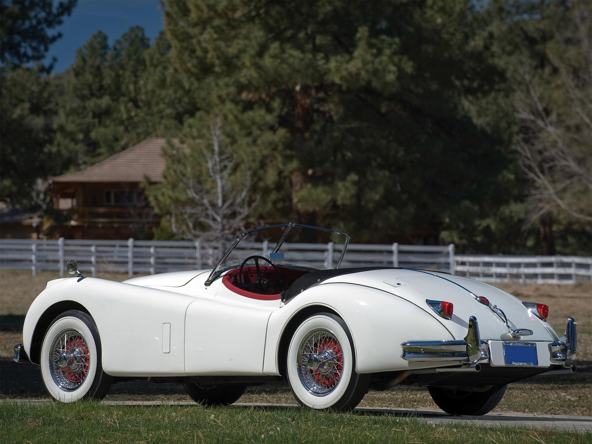1954 jaguar xk140 roadster