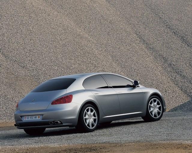 Italdesign 2004 - Alfa Romeo Visconti