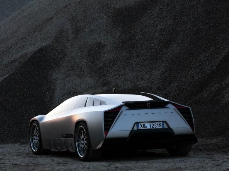 Italdesign 2008 - Quaranta Concept