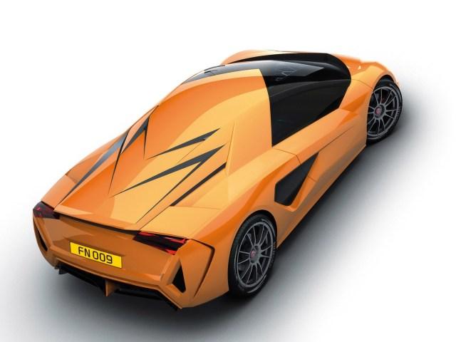 Italdesign 2009 - Frazer Nash Namir Concept