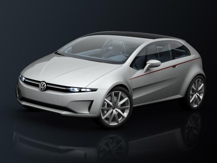 Italdesign 2011 - Volkswagen Tex Concept