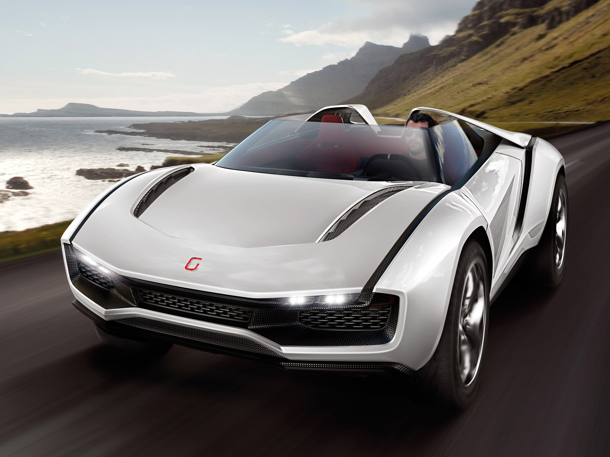 2013 Italdesign Parcour Roadster