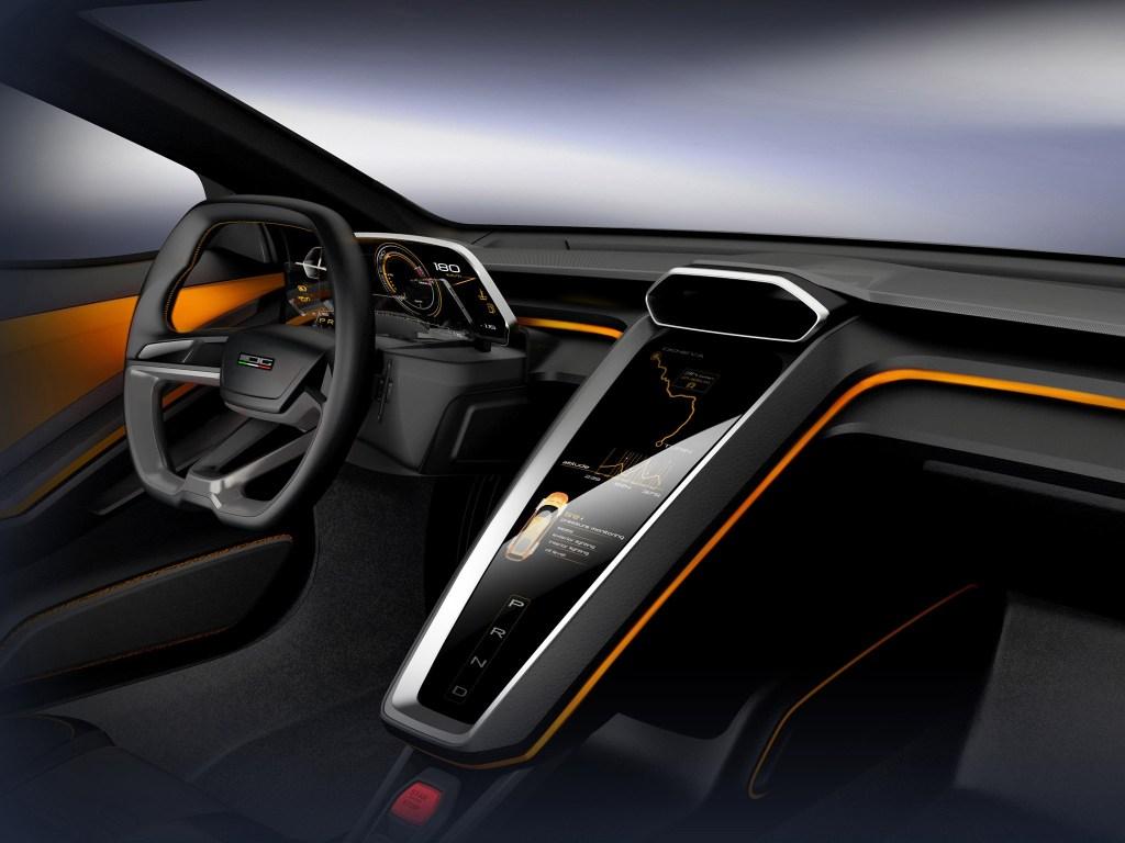 2016 Italdesign GTZero Concept
