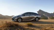 2017 Toyota Prius Plug-in Hybrid