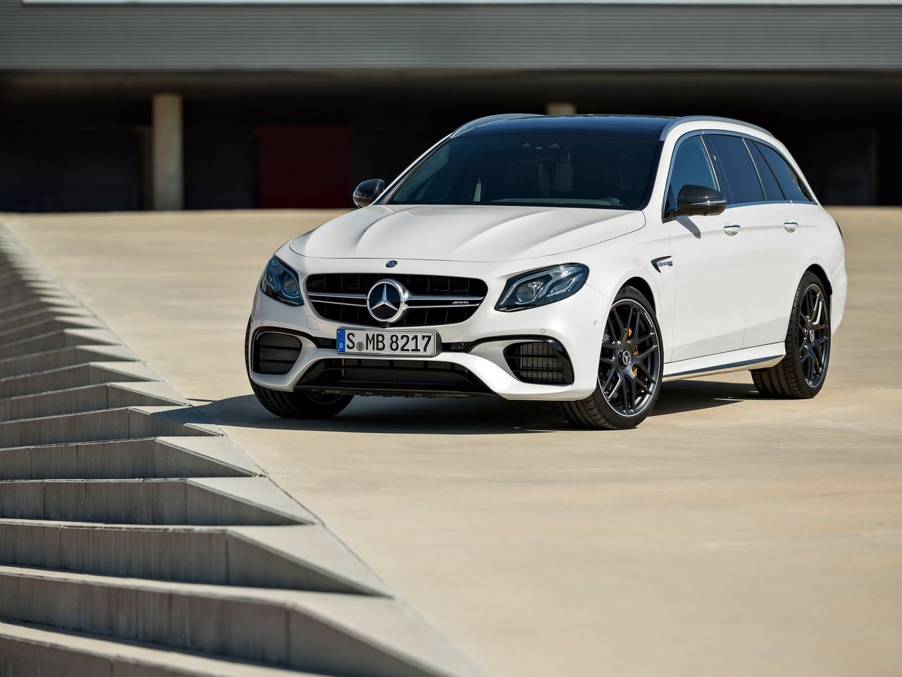 2018 Mercedes Benz E63 S AMG Estate