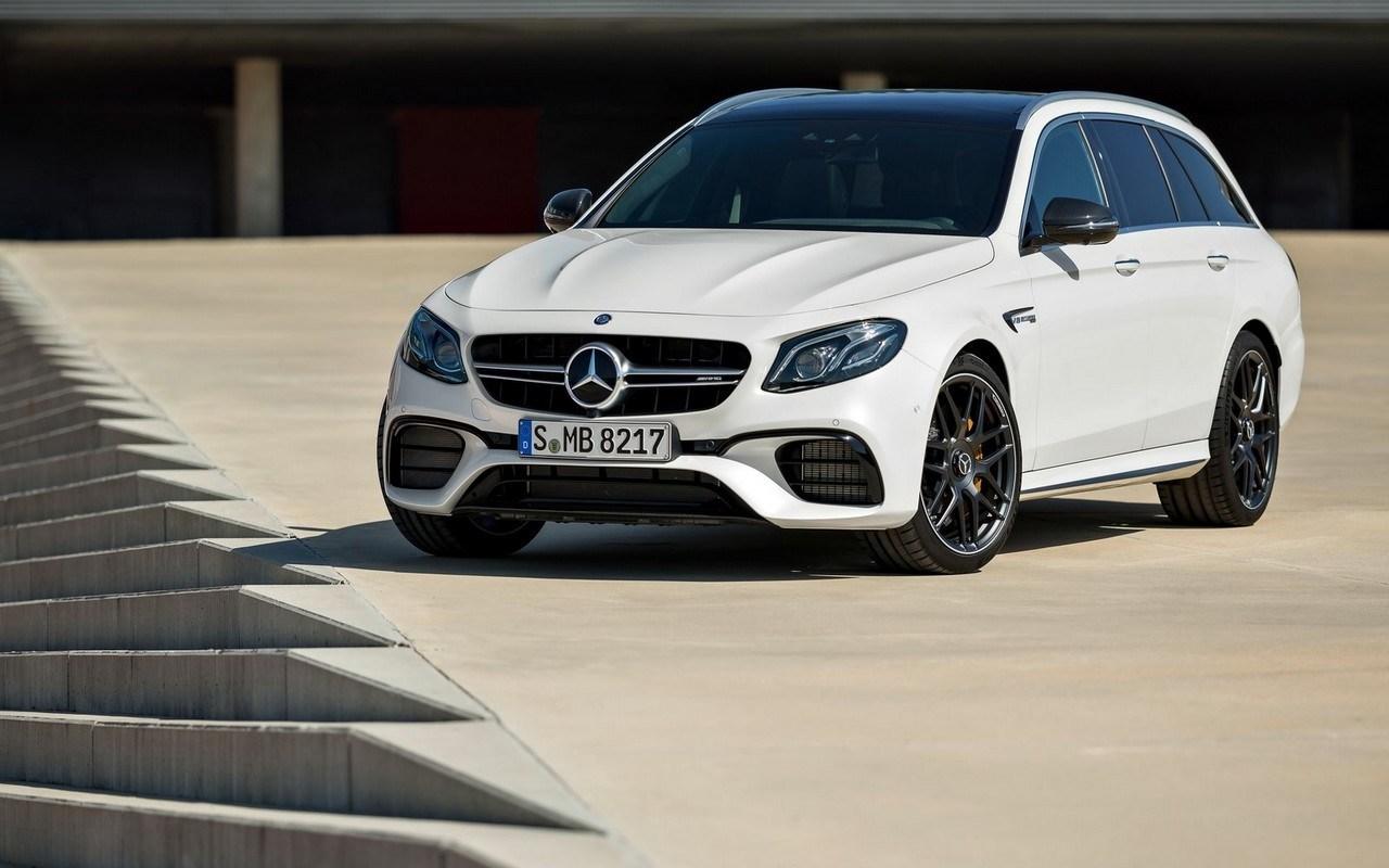 2018 Mercedes Benz E63 S AMG Estate