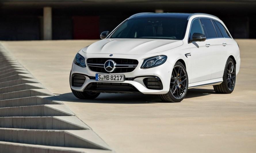 Mercedes Benz E63 S AMG Estate 2018 – La version familiale de la berline