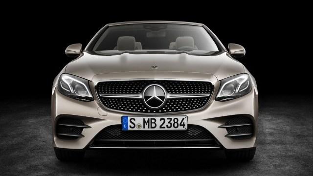 2018 Mercedes Benz Classe E Cabriolet