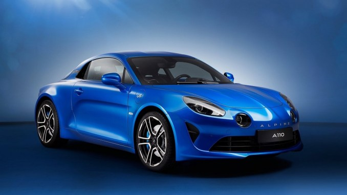 renault alpine a110 2018 photos officielles de la roadster renault. Black Bedroom Furniture Sets. Home Design Ideas
