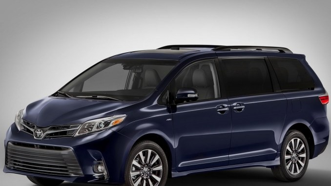 toyota sienna 2018 un v hicule modulable 7 ou 8 places photoscar. Black Bedroom Furniture Sets. Home Design Ideas