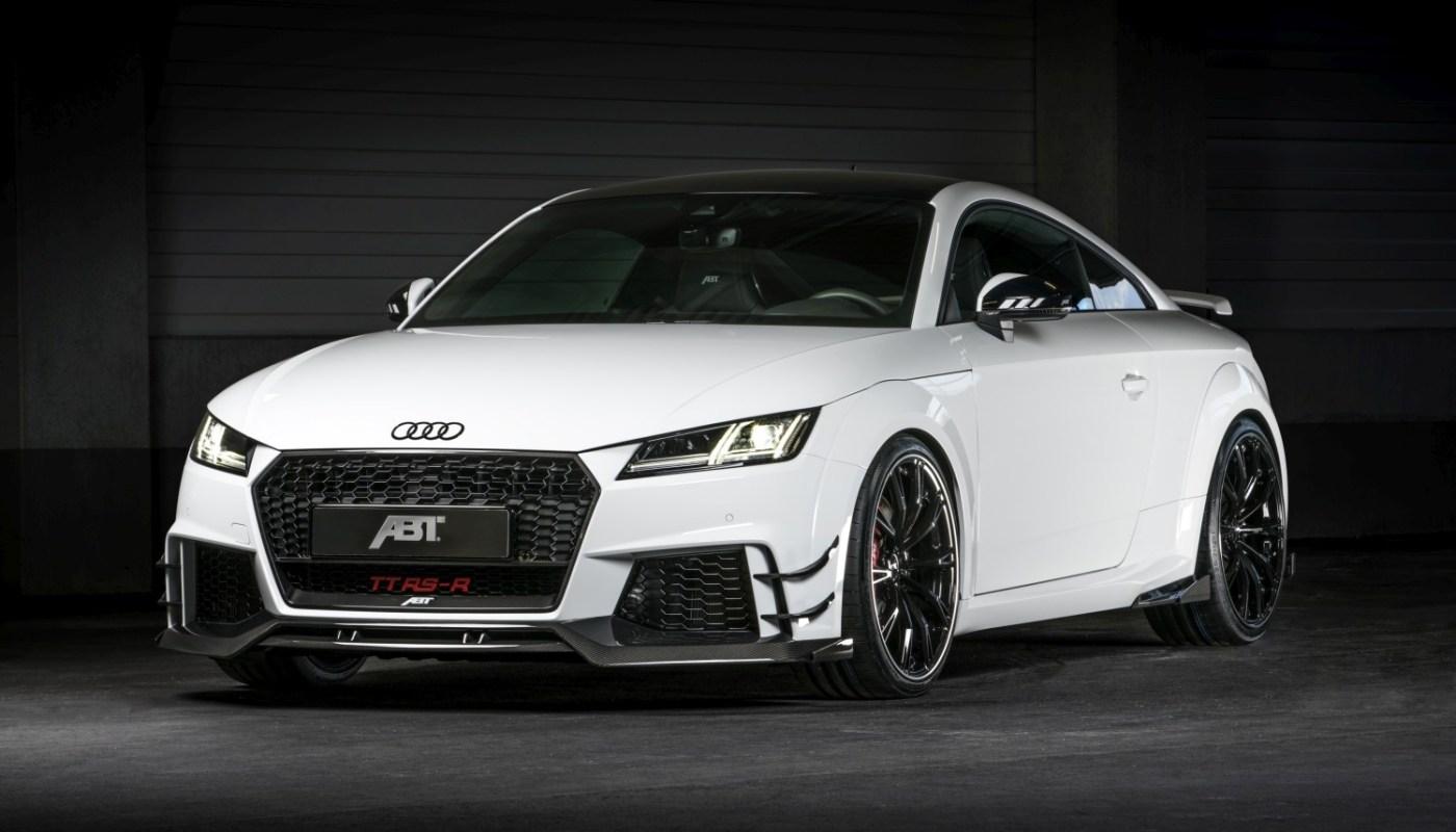 Audi TT RS-R by ABT 2017