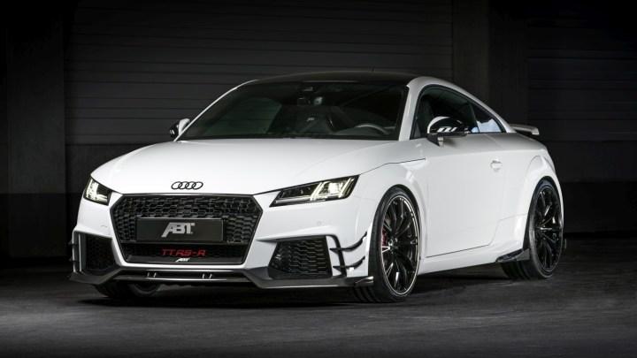 Audi TT RS-R 2017 by ABT – Puissance moteur augmenté à 500 chevaux