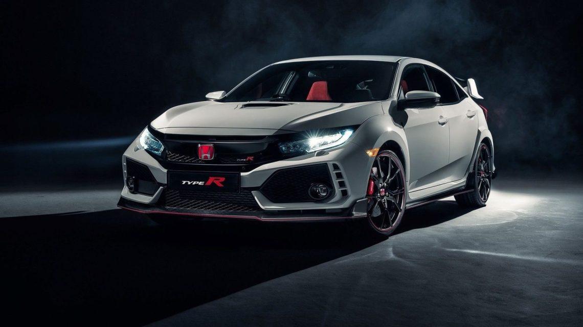 Honda Civic Type R 2018 présenté au Salon de New York – Photoscar