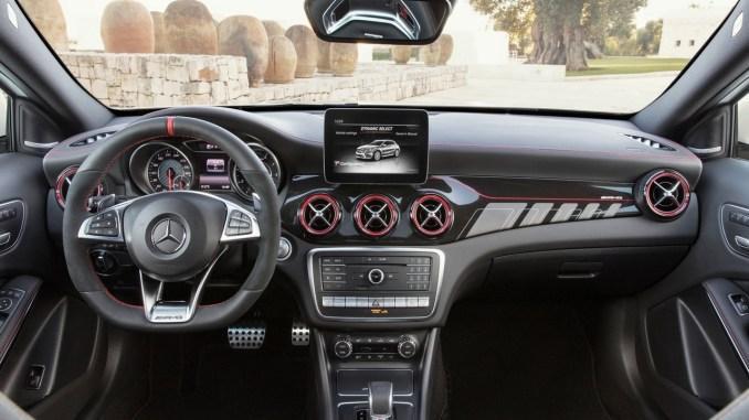 2018 Mercedes Benz GLA45 AMG