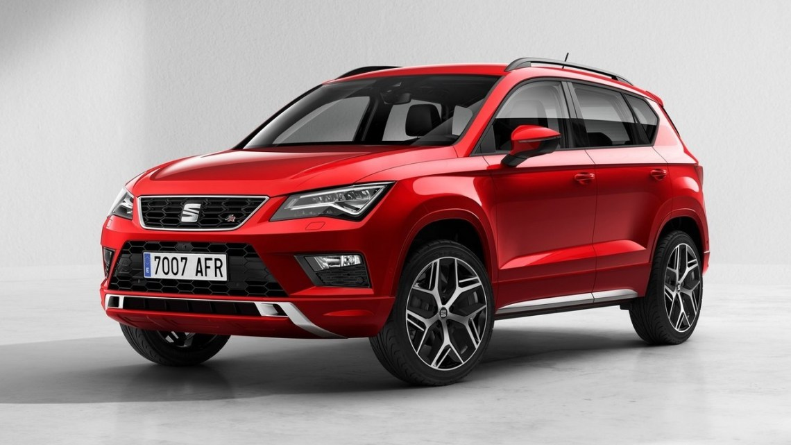 Seat Ateca FR 2018 – Performant, confortable et très agréable à conduire