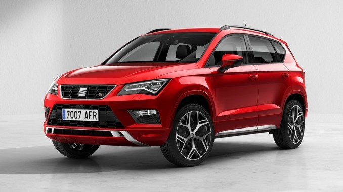 seat ateca fr 2018 luxe et raffinement du nouveau suv photoscar. Black Bedroom Furniture Sets. Home Design Ideas