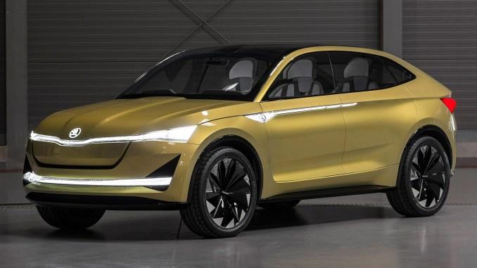 Skoda Vision E Concept 2017