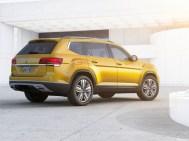Volkswagen Atlas 2018 - 02