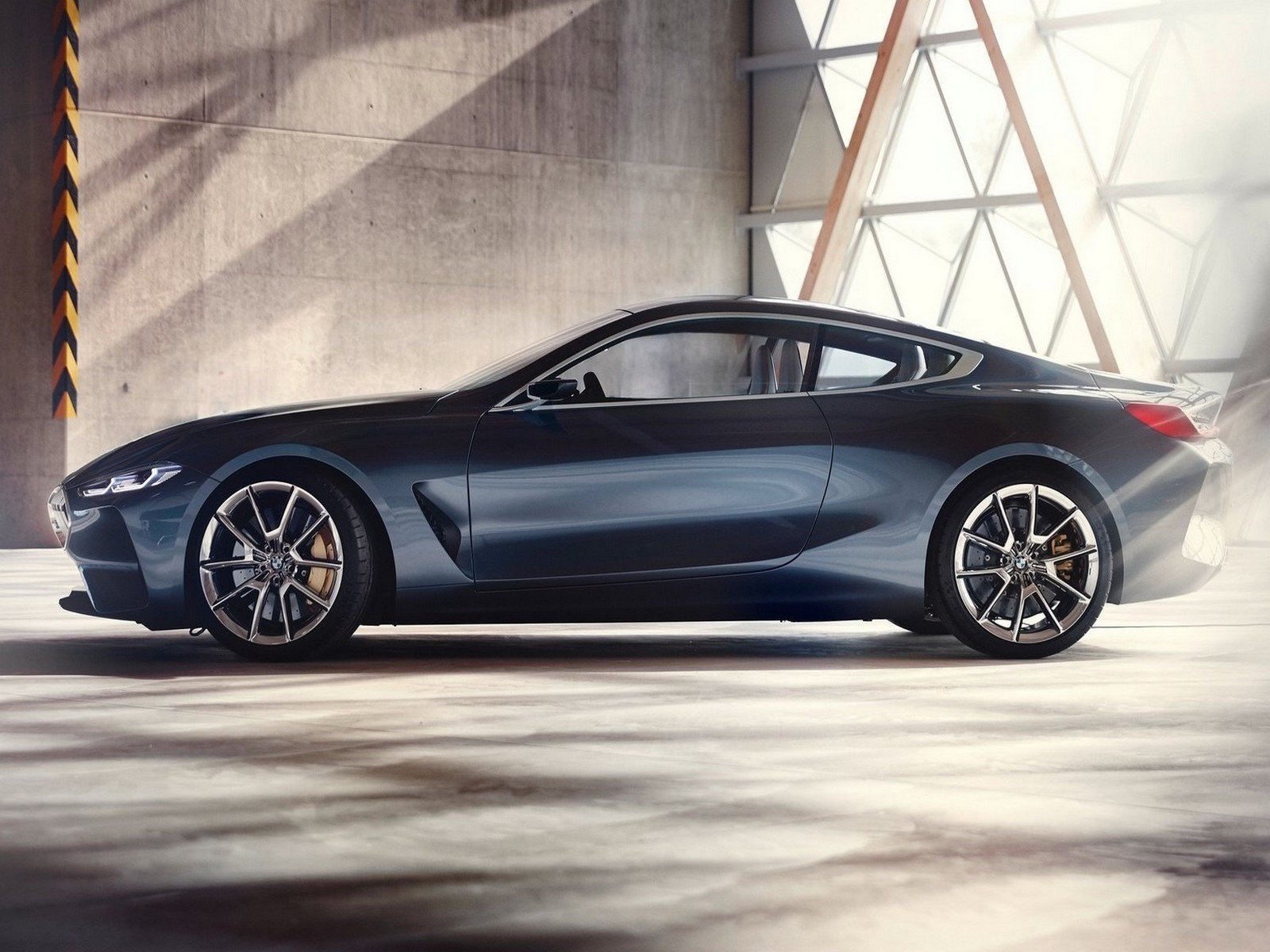 BMW 8 Series Concept 2017