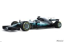 2017 Mercedes W08 EQ Power+
