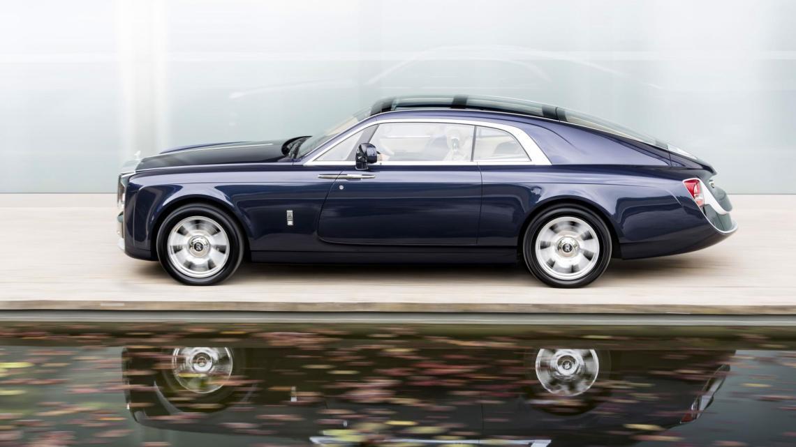 Rolls-Royce Sweptail 2017 à la demande d'un client – Photoscar