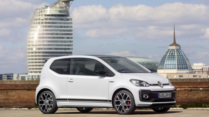 Volkswagen UP GTI Concept 2017: Trois cylindres 1.0 TSI 115 ch