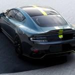2018 Aston Martin Rapide AMR