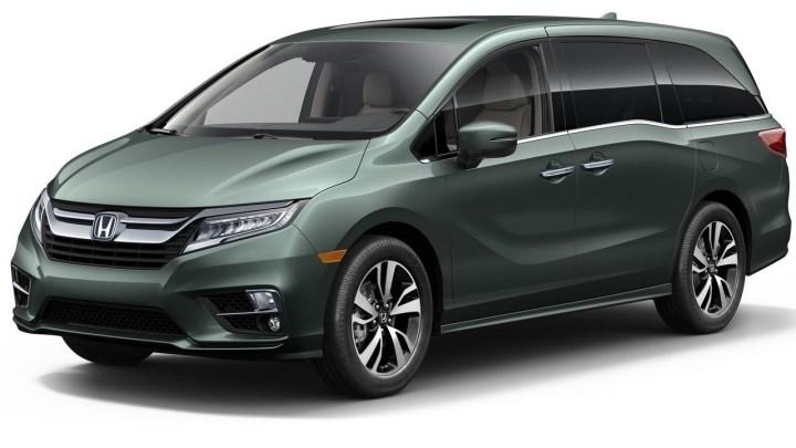Honda Odyssey 2018 – Un nouveau design et des nouvelles technologies