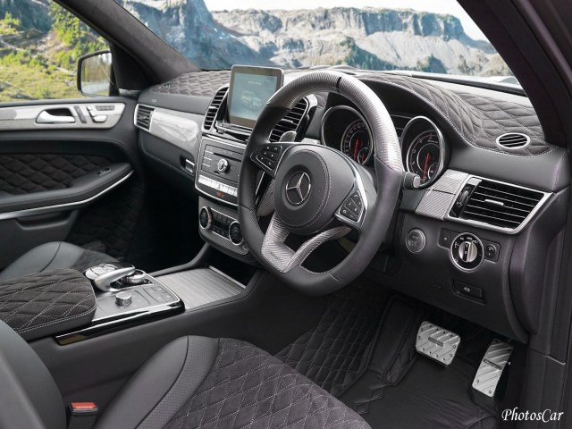 2018 Mansory - Mercedes AMG GLS 63
