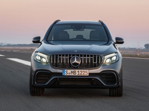 Mercedes GLC63 S AMG 2018