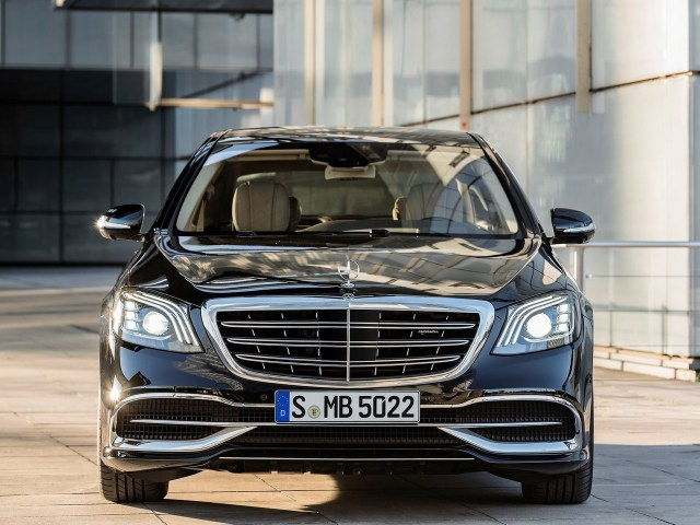 2018 Mercedes Benz Classe S Maybach