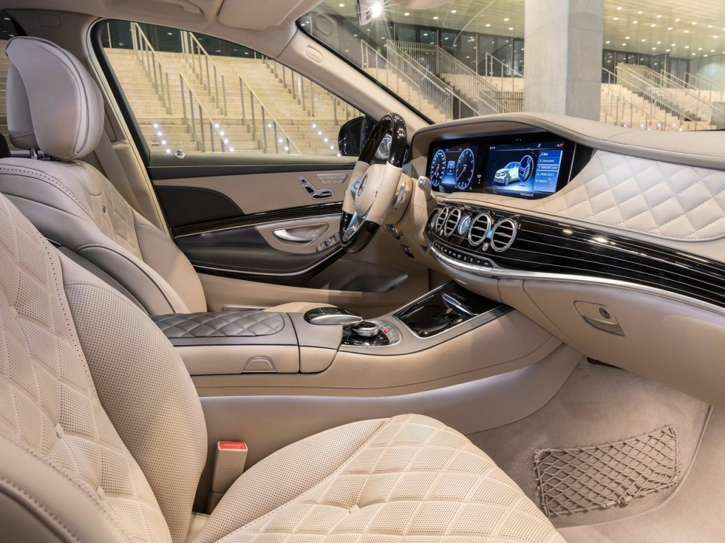 2018 Mercedes Benz Classe-S Maybach
