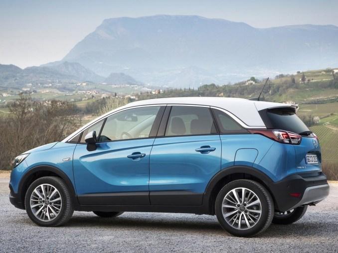 2018 Opel Crossland X