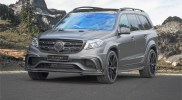 Mercedes AMG GLS 63 by Mansory