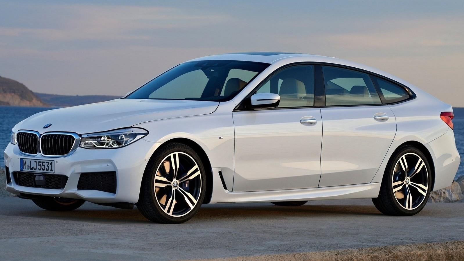 BMW 6 Series Gran Turismo 2018