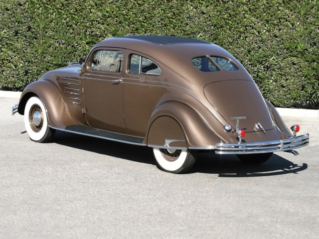 Chrysler Imperial Airflow CV Coupe 1934