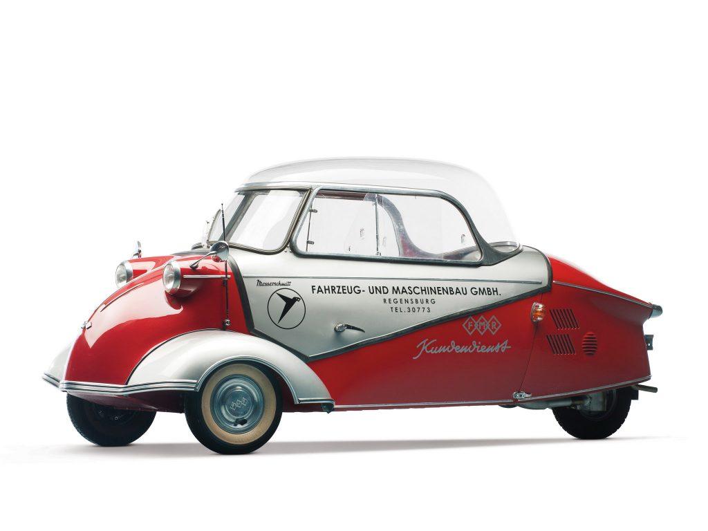 1962 Messerschmitt KR200 Service Car