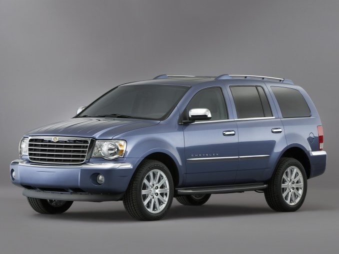 2007 Chrysler Aspen