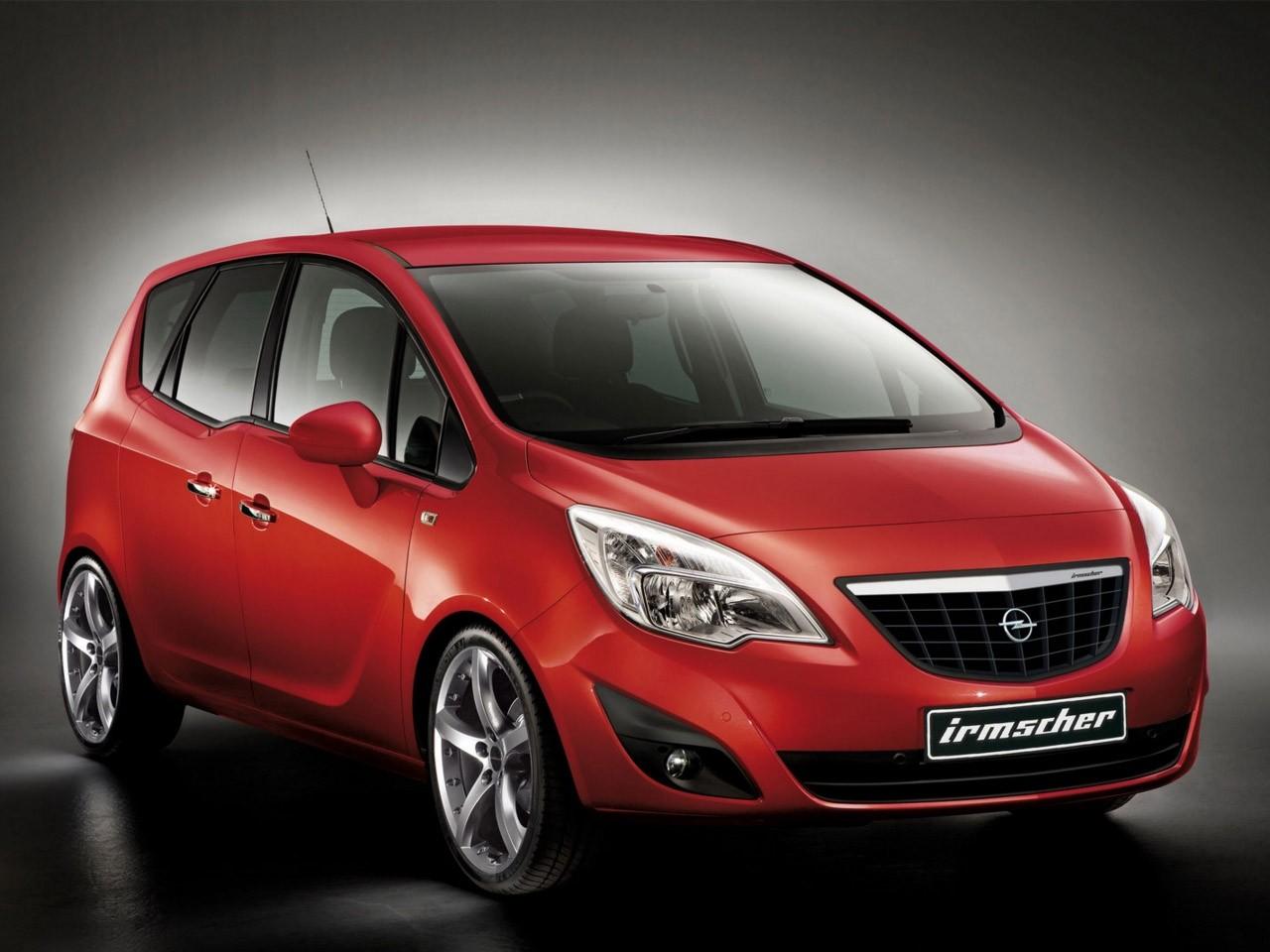 2010 Irmscher Opel Meriva