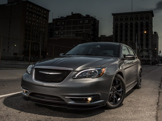 Chrysler 200s Special Edition 2013