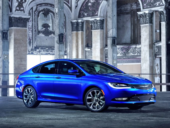 2014 Chrysler 200s