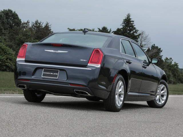 2015 Chrysler 300 90th Anniversary Edition