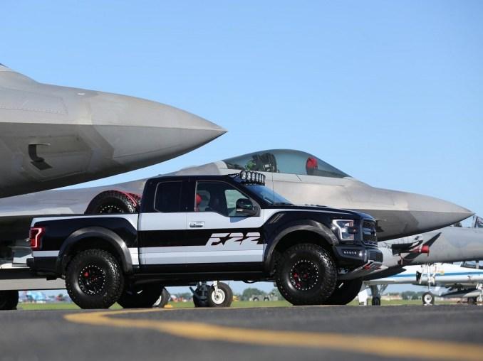 2017 Ford F150 Raptor F22 Concept