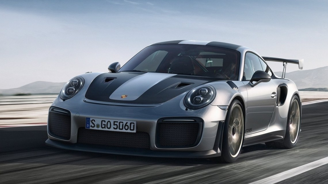 Porsche 911 GT2 RS 2018: Le modèle le plus puissant de Porsche