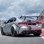 Jaguar XE SV Project 8 2018