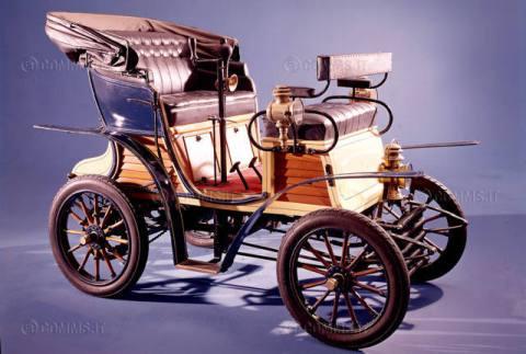 1899 Fiat 3½ HP